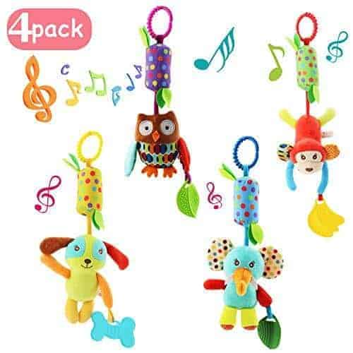 HAHA Baby Soft Hanging Toys