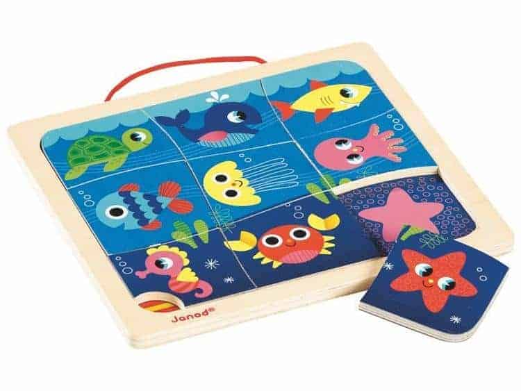 Janod-Happy-Fish-Magneto-Puzzle