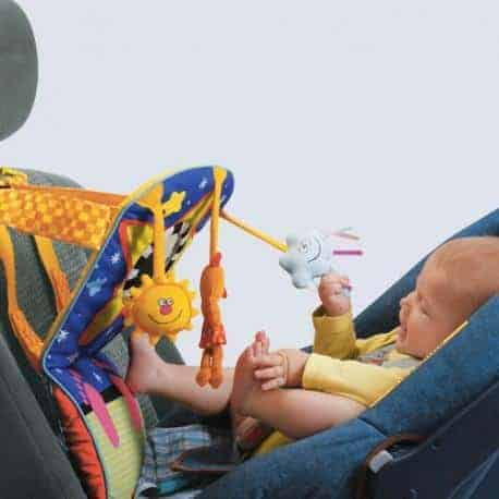 Tag Toys Toe Time Infant Car Seat Toy